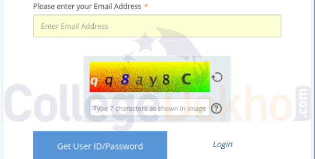 Enter Your Registered Email Address