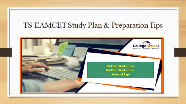 TS EAMCET Study Plan & Preparation Tips